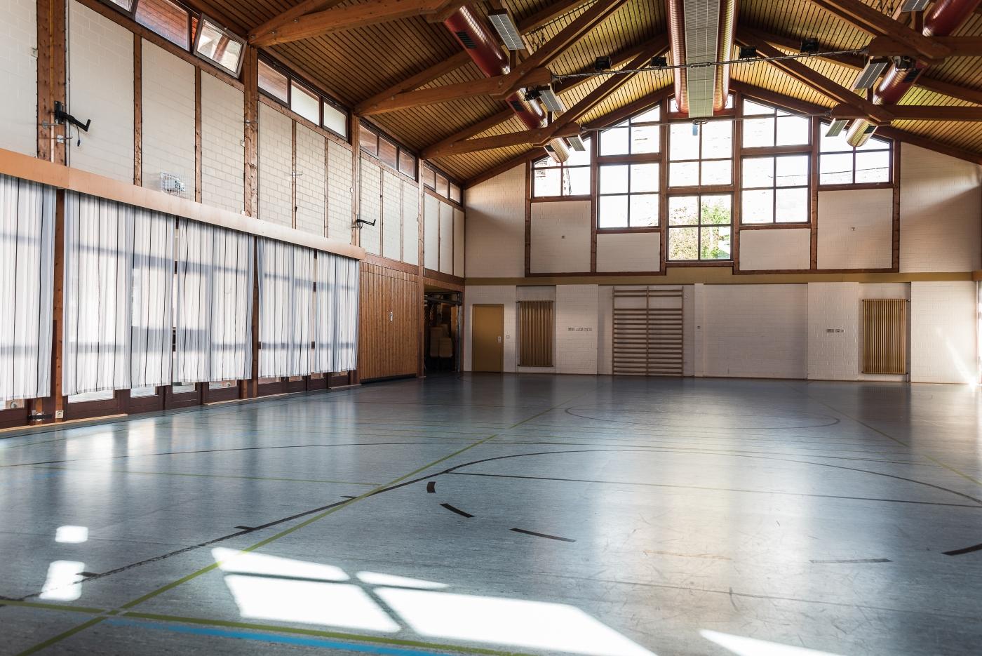 Gemeindezentrum innen